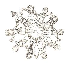 Free Download Children Of The World Coloring Pages 42 For Your ...