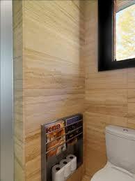 Toilet Paper Holder With Magazine Rack toiletpaperholderstandBathroomRusticwithbathroomstorage 58