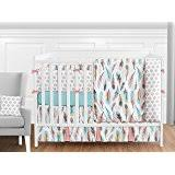 Dream Catcher Crib Bedding Amazon Dreamcatcher Crib Comforter Quilt Personalized Baby 82