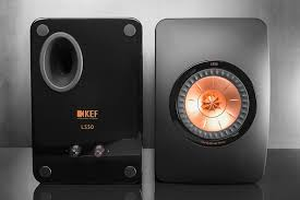 kef ls50. kef ls50 mini monitor speaker kef ls50