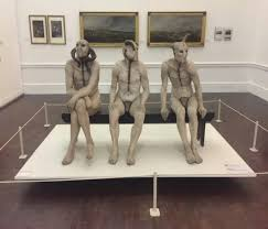 Why the 1986 sculpture 'Butcher Boys' is just as relevant today as ...