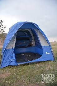 First Look: Napier Sportz Truck Tent + Link System - Toyota ...
