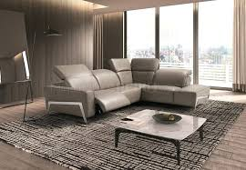 power reclining sectional sofa nevio leather power reclining sectional sofa