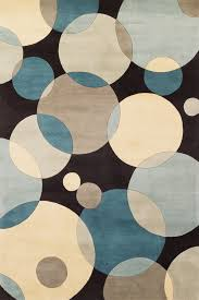 momeni new wave collection nw 37 teal area rug