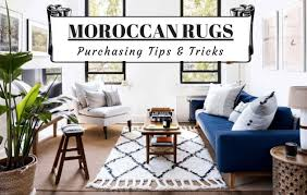 moroccan rug purchasing tips