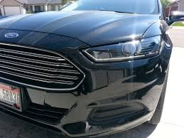 Ford Fusion Lights Boise Car Audio Stereo Installation Diesel And Gas