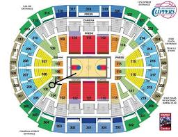 Staples Center Boxing Seating Chart You Are Buying 2 Side By Side Tickets For The Los Angeles