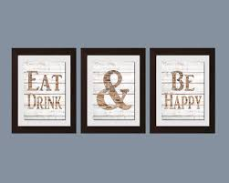 great kitchen wall art new in storage plans free modern shabby chic eat and drink project