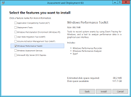 Wpt Installing The Windows Performance Toolkit V5 0 Wprui