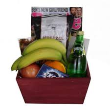get well gift basket small