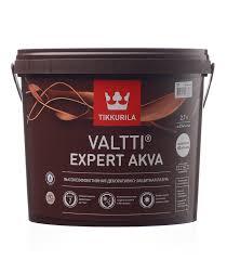 <b>Антисептик Tikkurila Valtti Expert</b> Akva декоративный для дерева ...