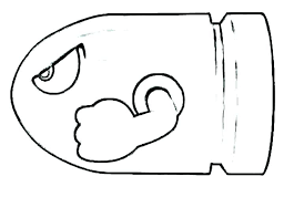 Super Mario Coloring Pages Free Online Coloring Newest Games