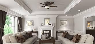 Living Room Ceiling Fan Extraordinary HunterFan Best Online Ceiling Fan And Accessories Store