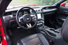 ford mustang 2016 interior. Exellent Ford 2016FordMustangEcoBoostInterior08 Throughout Ford Mustang 2016 Interior