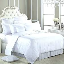 excellent all white bedding sets queen size set single design ideas decor modern desig pottery white bedding