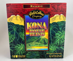 Allergen info free from does not contain declaration obligatory allergens. Hawaiian Gold Reserve Kona Coffee Page 1 Line 17qq Com