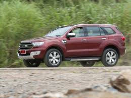 new car launches jan 20152016 Ford Endeavour to be Launched in January  ZigWheels