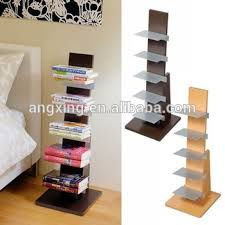 Wooden Book Stand For Display