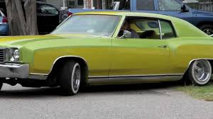 1972 Monte Carlo Show Car - Lowrider For Sale - YouTube