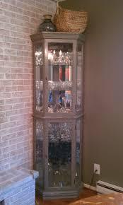 Corner Kitchen Curio Cabinet 25 Best Ideas About Curio Cabinet Decor On Pinterest Curio
