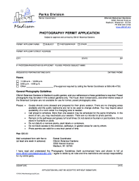 11 Printable Portrait Photography Contract Template Forms Fillable