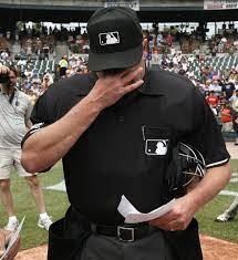 Umpire Jim Joyce's response to perfect-game mistake earns him praise -  oregonlive.com