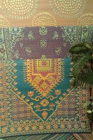 outdoor recycled plastic rugs