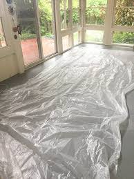 if you are like me and ironing this is probably the most tedious step fortunately for me running the drop cloth through