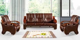 office sofa set. Wooden Sofa Furniture Classical Office Set A