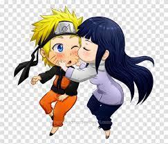 Love Naruto And Hinata, Comics, Book, Person, Human Transparent Png –  Pngset.com