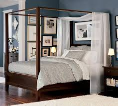 Sheer Canopy Drape Pottery Barn Beds With Drapes - ballastwater.us