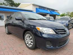 2013 Used Toyota Corolla LE at Expert Auto Group Inc Pompano ...