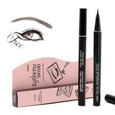 7 Days Eye Brow Eyebrow Tattoo Pen Liner Waterproof Long Lasting Makeup Eyebrow Pen Light Brown