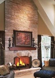 Stones Fireplaces picture of cultured stone fireplace options