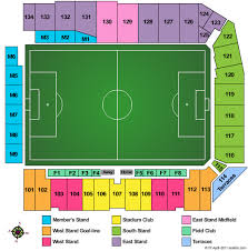 Sporting Kc Seating Chart 17 Described Livestrong Park Seating Chart