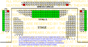 Warehouse Live Seating Chart Theatremonkey Com Donmar Warehouse Theatre