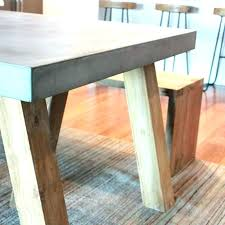concrete dining tables top table here are outdoor55