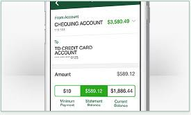 make your td credit card account payment while waiting at the doctor s office