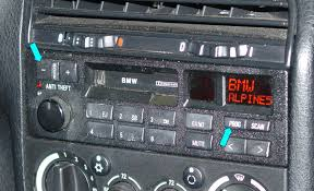 bmw e e cd changer installation series  figure