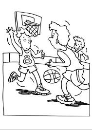Small Picture Basketball Court Coloring Pages GetColoringPagescom