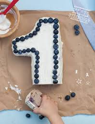Blueberry And Apple Smash Cake And A Look Back Baby Led Feeding