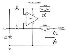 v a adjustable dc power supply by lm electronic 1 20v 10a adjustable dc power supply by lm338