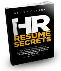 Hr Resume Bullet Points 3 Reasons Why Yours Suck Prevent You