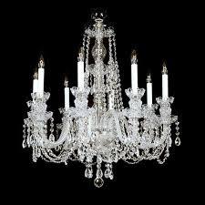 swarovski crystal lighting. 8 Light Crystal Chandelier 8-R-10 FA With Swarovski Swarovski Crystal Lighting R