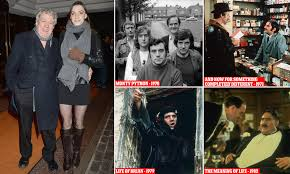 Monty Python star Terry Jones, who's died aged 77, left his ...