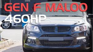 VF Maloo with BTA Stage 3 Cam Upgrade - 460hp - YouTube