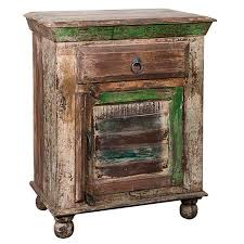 distressed white wood furniture. cottage distressed white wood furniture