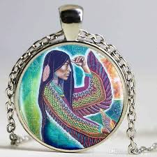 native american jewelry whole whole hot native american full moon dess logo pendant