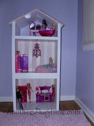 barbie wood furniture. Homemade Barbie House Out Of Re Purposed 70\u0027s Wooden Speakers - DONE:) Wood Furniture N