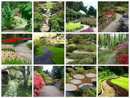 my inspiratiion for creating diy backyard walkways